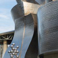 Guggenheimmuseum, Bilbao, Baskenland, Pais Vasco, Spanien| Guggenheim museum, Bilbao, Pais Vasco, Spain