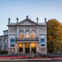 Prinzregententheater, Muenchen, Bayern, Deutschland/ Prinzregenten theatre, Munich, Bavaria, Germany