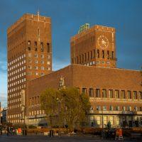 Rathaus, Oslo, Norwegen| Townhall, Oslo, Norway