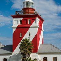 Leuchtturm Seapoint, Kapstadt, Provinz Western Cape,  Südafrika, RSA, Afrika | Lighthouse Seapoint, Capetown, Province Western Cape, South Africa, RSA, Afrika
