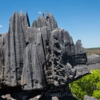 Felsnadeln, Karstlandschaft, Nationalpark Tsingy du Bemaraha, Unesco Weltnaturerbe, Mahajanga, Madagaskar | Tsingy du Bemaraha, Nationalparc, Mahajanga, Madagascar