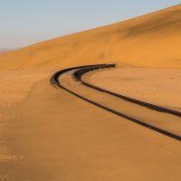 Sandünen bei Kolmanskuppe, Kalahari, Namibia |Sanddunes near Kolmanskop, Kalahari,  Namibia