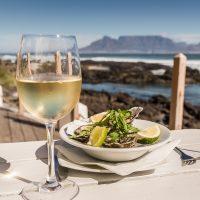 Tafelberg und Kapstadt vom Bloubergstrand, Provinz Western Cape,  Südafrika,  | Tablemountain andCapetown, view from Bloubergstrand, Province Western Cape, South Africa,