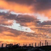 Sonnenuntergang am südlichsten Punkt von Afrika, Kap Agulhas, Westkap, Südafrika | Southernmost Tip of Afrika, Cape Agulhas, Western Cape, South Africa