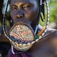 Mursi Stamm, Südliche Nation Region, Äthiopien | Mursi tribe, Southern Nation Nationalities Region, Ethiopia