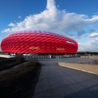 Allianz Arena, München, Bayern, Deutschland/ Allianz Arena, Munich, Bavaria, Germany